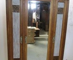 Belle armoire 3 portes en chêne art déco,vendu