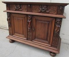 Buffet Haute époque , authentique du 17ème siècle , vendu