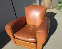 Véritable fauteuil CLUB  années 60-70 , Promo : 180 €