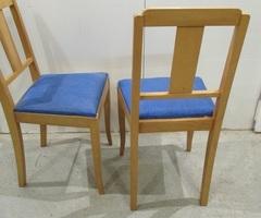 2 chaises des années 50