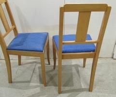 2 chaises des années 50 , PROMO : 60 €