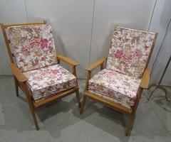 Paire de fauteuils,des années 50 ,style scandinave