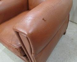 Paire de fauteuils club ,des années 60 , PROMO : 200 €