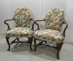 Paire de fauteuils anglais ,Vendus