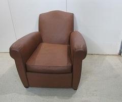 Petit fauteuil club des années 50-60, PROMO : 120 €
