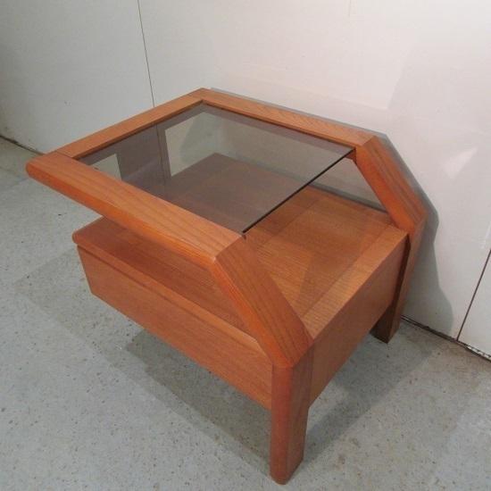 chevet bout de canap scandinave. Black Bedroom Furniture Sets. Home Design Ideas
