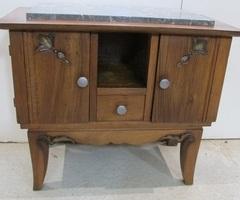 Petit meuble Art déco , d'entrée , de télé ou ....vendu