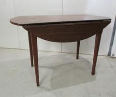 Petite table à abattant , console , vendue