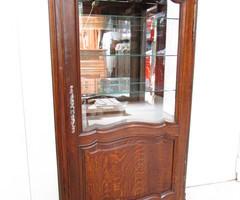 Vitrine, argentier de style Louis XV ,vendue