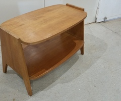 Table basse scandinave , table de salon , vendue