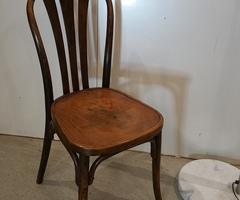 Chaise en bois courbé , Thonet, Fischel ou Baumann ,vendu