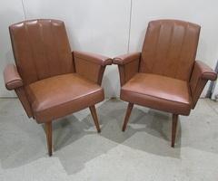 2 fauteuils Vintage, des années 70