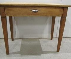Petite table bureau avec tiroir , vendu