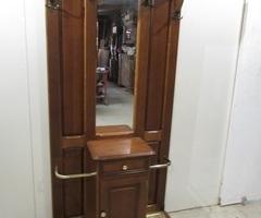 Vestiaire de style Louis Philippe en merisier , vendu