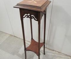 Sellette haute d'époque Art nouveau ,vendu