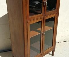 Petite vitrine Art déco, vendu