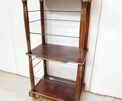 Console , guéridon Napoléon III , vendu