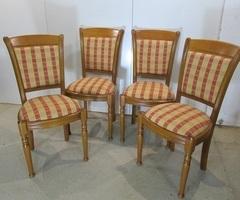 4 chaises de salle à manger ,Polyvalent150  €