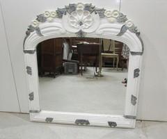 Miroir contemporain coloré