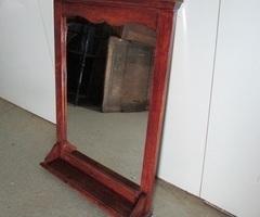 Miroir rectangulaire à poser ou à suspendre