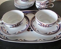 Service à café en porcelaine, Arzberg