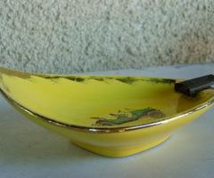 Collector : cendrier en porcelaine