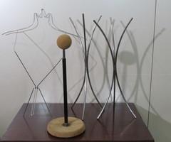 Accessoires vintage pour chapelier , vendus