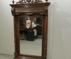 Grand miroir d'époque 1900 ,vendu