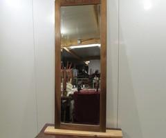 Miroir art déco étroit ,vendu