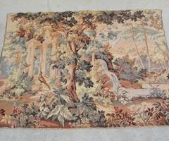 Tapisserie murale vintage : 143 x 185 cm ,vendu