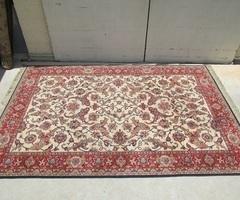 Grand tapis mécanique 310 x 200 cm ,vendu
