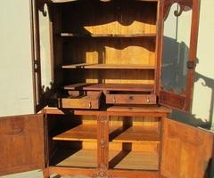 Bibliothèque , buffet vaisselier, original, car unique