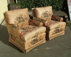 Paire de fauteuils , CLC Design , France