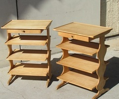 Paire de chevets , tables Varennes de David Hicks....vendus