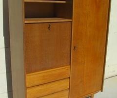 Armoire, penderie , commode , bureau , des années 50-60