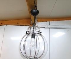 Lanterne vénitienne en verre soufflé, vendue