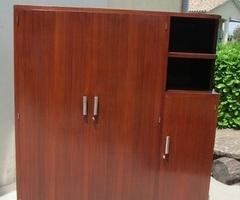 Armoire Art déco en palissandre, Leveilleyfrères, PROMO:  650 €