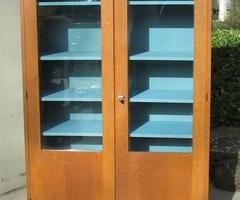 Bibliothèque d'école , armoire d'administration , vendue