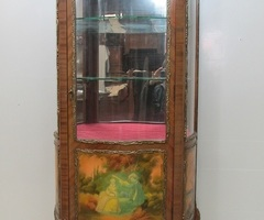 Belle vitrine Napoléon III , Louis XV