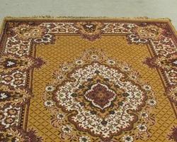 Grand tapis des années 80, 280 x 190 cm