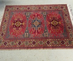 Tapis ancien, d'Orient fait main en laine, Daghestan, 150 x 105 cm , vendu