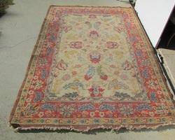 Grand tapis persan, noué à la main, 200 x 300 cm