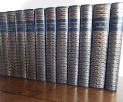 Collection de 12 livres reliés : Pearl Buck , vendue
