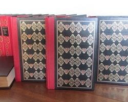 Lot de 18 livres reliés d'Henri Troyat de l'académie françaiseLot de 18 livres reliés d'Henri Troyat de l'académie française