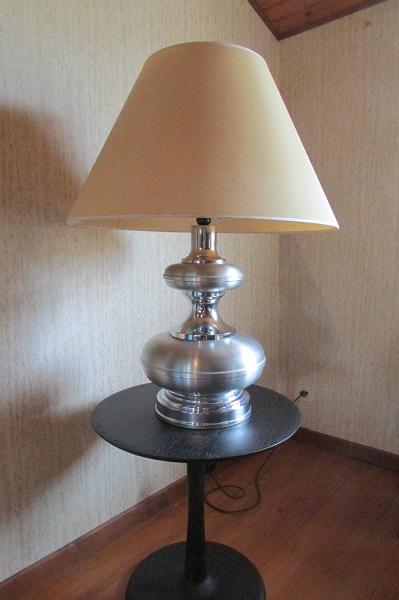 Lampe de salon, très Design....